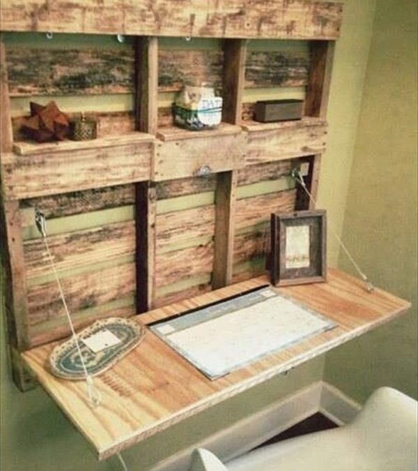 Top 15 DIY Pallet Ideas to Spruce Your Home Décor