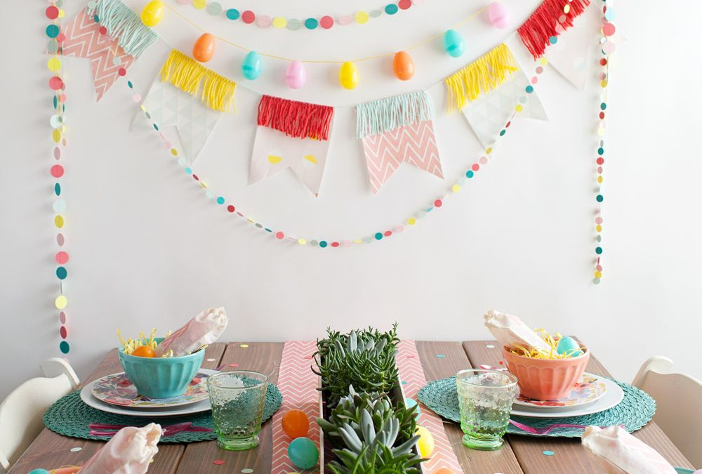 35 DIY's to Help You Throw The Ultimate Easter Egg Hunt