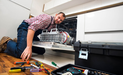 tools needed for how you can install a dishwasher